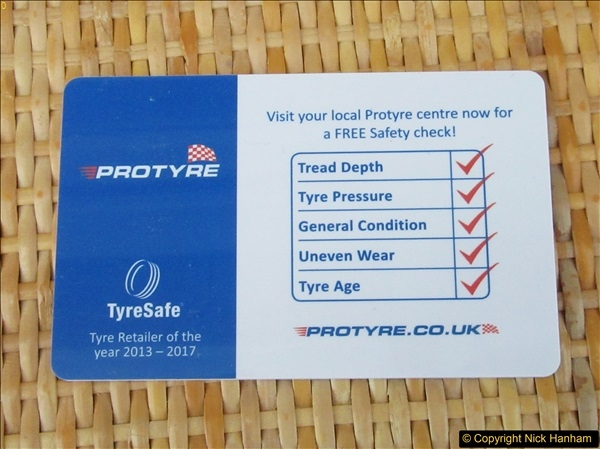 2017-11-02 Protyre visit by IAM Group Poole, Dorset.  (13)013