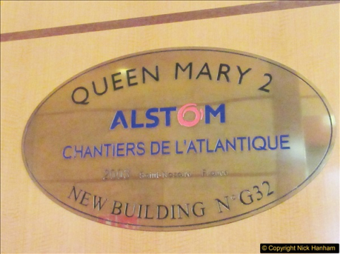 QM2 The Ship 13 to 27 October 2017