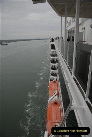 2011-04-14 to 17. Cunard Queen Victoria & Southampton.  (17)017