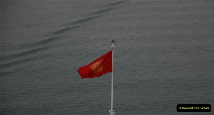 2011-04-14 to 17. Cunard Queen Victoria & Southampton.  (18)018