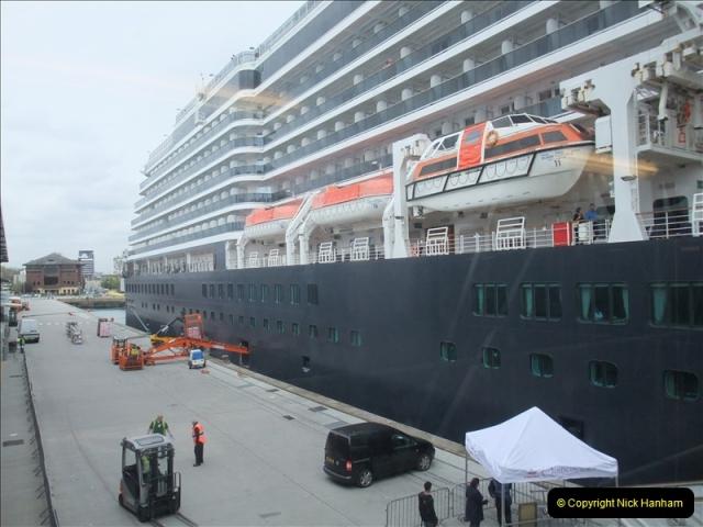 2011-04-14 to 17. Cunard Queen Victoria & Southampton.  (2)002
