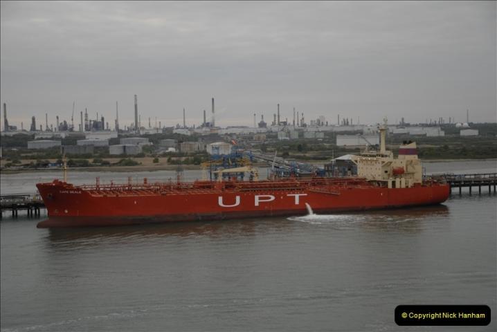 2011-04-14 to 17. Cunard Queen Victoria & Southampton.  (29)029