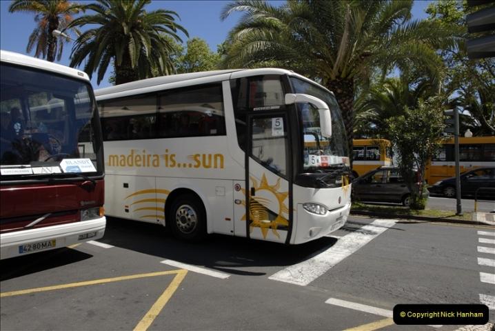 2011-04-18. Funchal, Madeira. Transport.  1 (110)314
