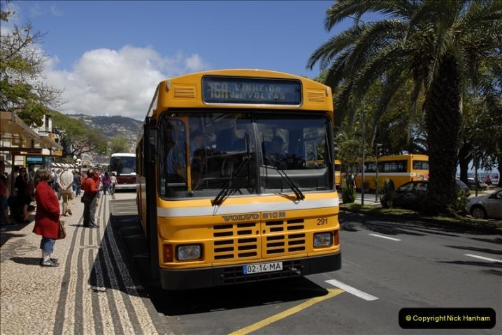 2011-04-18. Funchal, Madeira. Transport.  1 (112)316