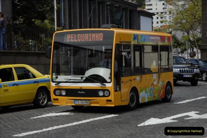 2011-04-18. Funchal, Madeira. Transport.  1 (119)323