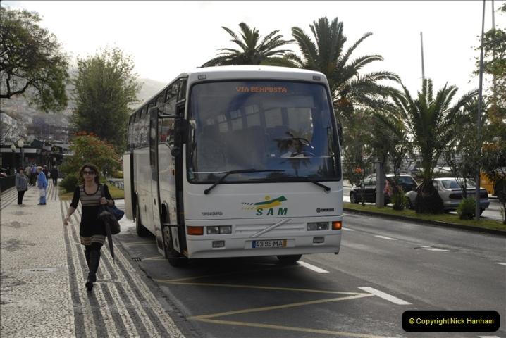 2011-04-18. Funchal, Madeira. Transport.  1 (27)231