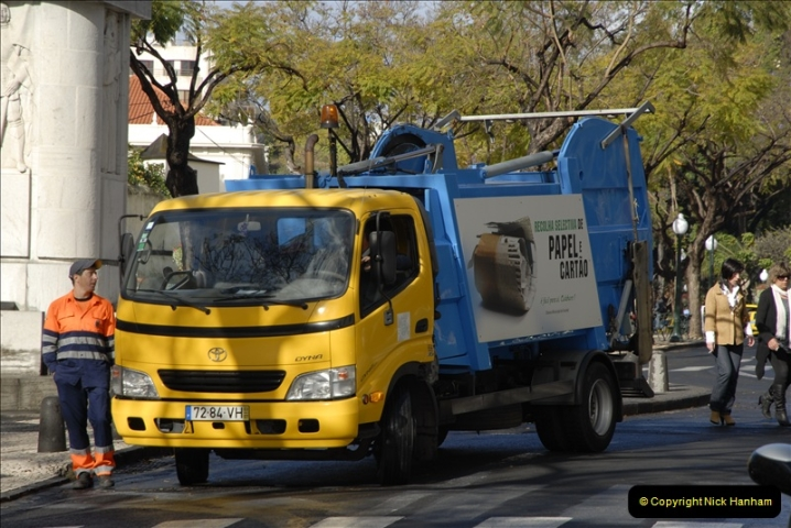 2011-04-18. Funchal, Madeira. Transport.  1 (31)235