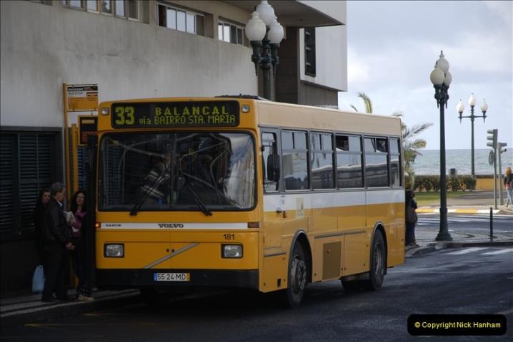 2011-04-18. Funchal, Madeira. Transport.  1 (34)238