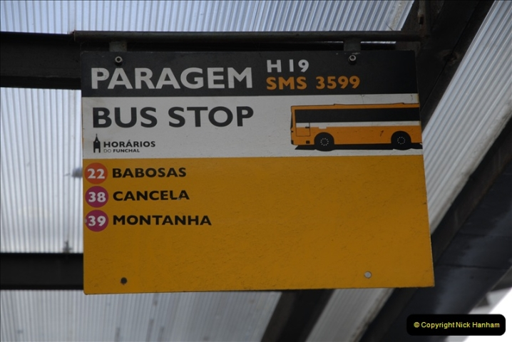 2011-04-18. Funchal, Madeira. Transport.  1 (36)240