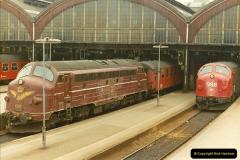1983-07-14 to 16 Copenhagen, Denmark.  (20)28