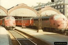1983-07-14 to 16 Copenhagen, Denmark.  (21)29