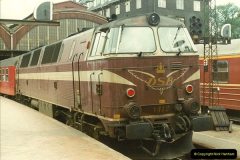 1983-07-14 to 16 Copenhagen, Denmark.  (25)33