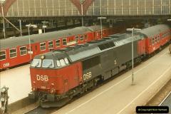 1983-07-14 to 16 Copenhagen, Denmark.  (28)36