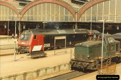 1983-07-14 to 16 Copenhagen, Denmark.  (33)41