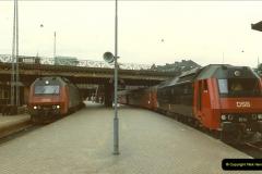 1983-07-14 to 16 Copenhagen, Denmark.  (40)48