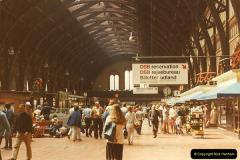 1983-07-14 to 16 Copenhagen, Denmark.  (4)12