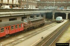 1983-07-14 to 16 Copenhagen, Denmark.  (6)14