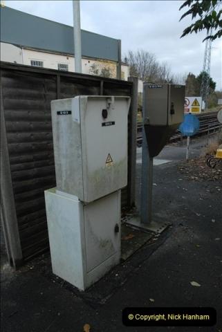 2012-11-22 Branksome Station, Poole, Dorset.  (18)055