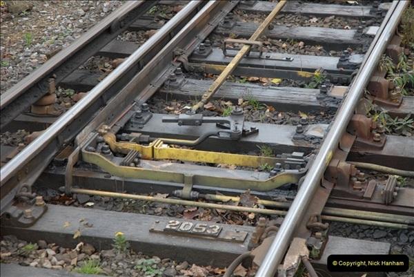 2012-11-22 Branksome Station, Poole, Dorset.  (2)039