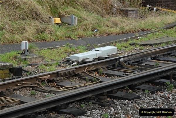 2012-11-22 Branksome Station, Poole, Dorset.  (22)059