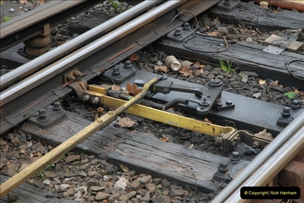 2012-11-22 Branksome Station, Poole, Dorset.  (25)062