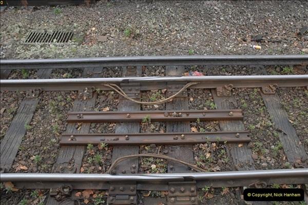 2012-11-22 Branksome Station, Poole, Dorset.  (6)043