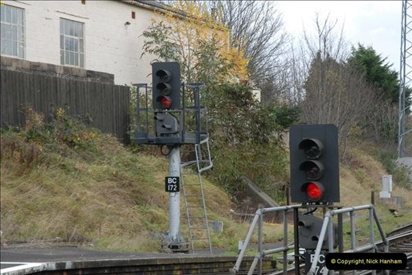 2012-11-22 Branksome Station, Poole, Dorset.  (8)045