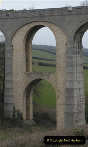 2013-03-01 Cannington Viaduct, Lyme Regis Branch, Dorset.  (6)089