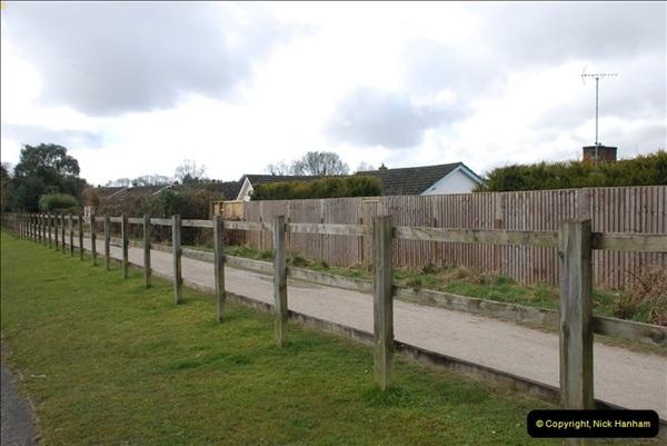 2013-03-16 Railway past at Broadstone, Dorset.  (24)126