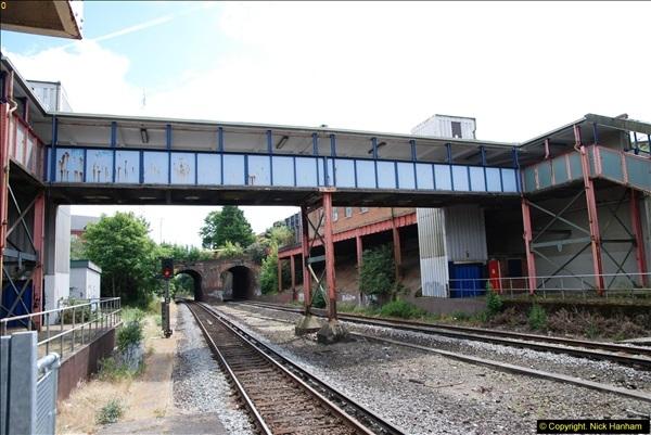 2014-07-05 Pokesdown Station, Bournemouth, Dorset.  (14)253