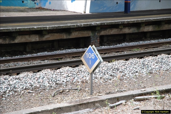 2014-07-05 Pokesdown Station, Bournemouth, Dorset.  (16)255
