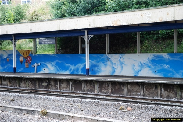 2014-07-05 Pokesdown Station, Bournemouth, Dorset.  (20)259