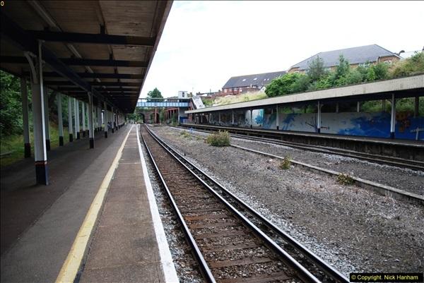 2014-07-05 Pokesdown Station, Bournemouth, Dorset.  (24)263