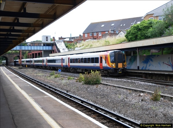 2014-07-05 Pokesdown Station, Bournemouth, Dorset.  (27)266