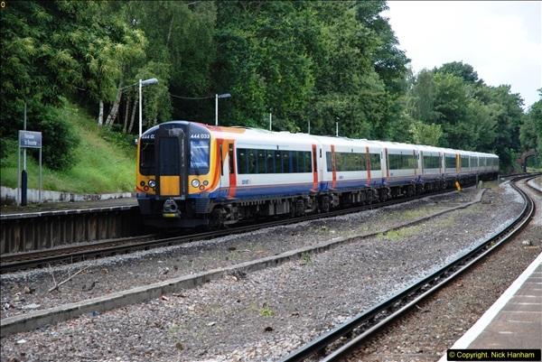 2014-07-05 Pokesdown Station, Bournemouth, Dorset.  (29)268