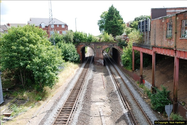 2014-07-05 Pokesdown Station, Bournemouth, Dorset.  (4)243