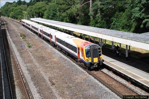 2014-07-05 Pokesdown Station, Bournemouth, Dorset.  (9)248