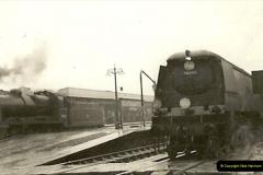 Railways UK 1955 to 1959