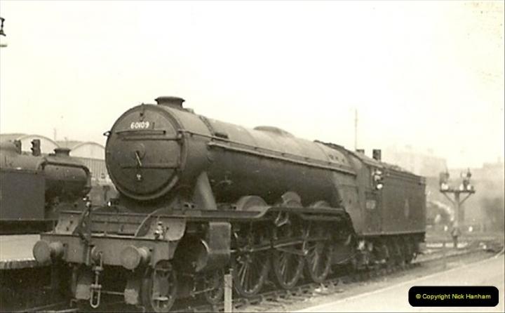 1955 to 1959 British Railways in Black & White.  (18)0018