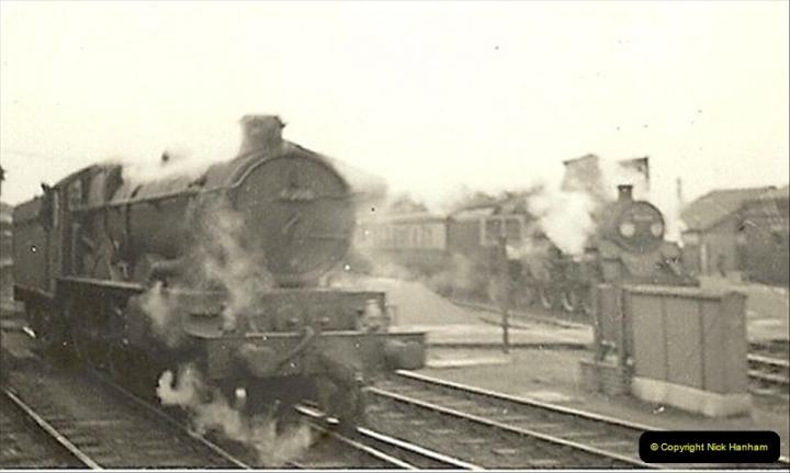 1955 to 1959 British Railways in Black & White.  (36)0036