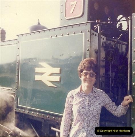 1974 to 1979 British Railways. (100)0223