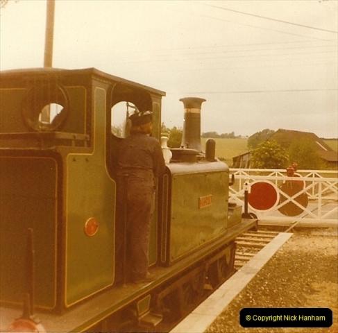 1974 to 1979 British Railways. (1)0124