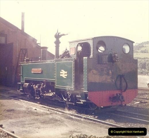 1974 to 1979 British Railways. (104)0227