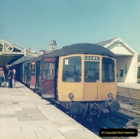 1974 to 1979 British Railways. (105)0228