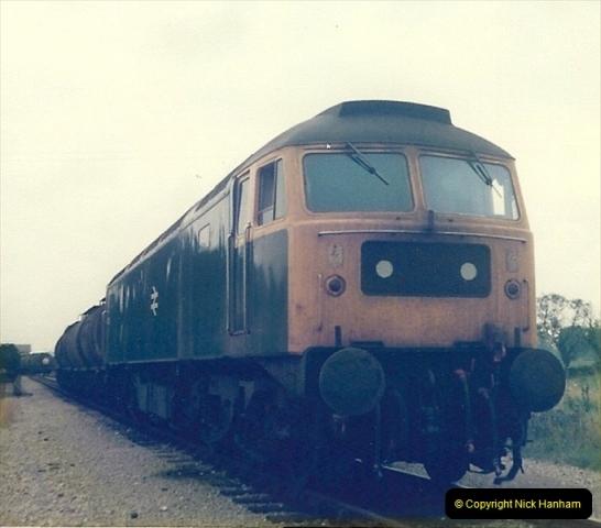 1974 to 1979 British Railways. (106)0229