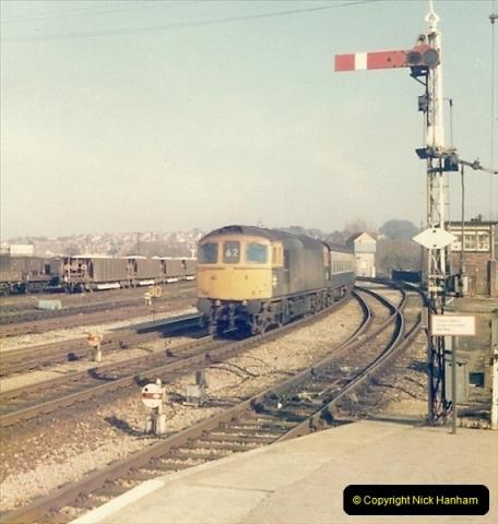 1974 to 1979 British Railways. (107)0230