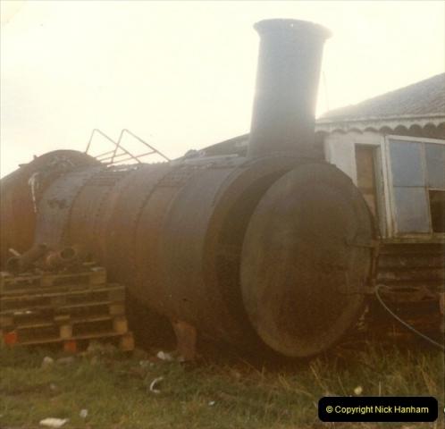1974 to 1979 British Railways. (109)0232