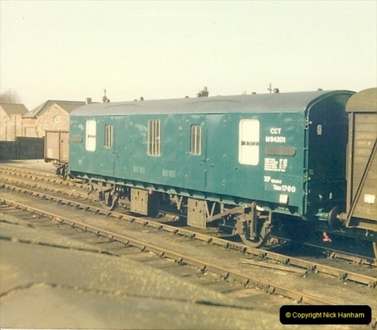 1974 to 1979 British Railways. (110)0233
