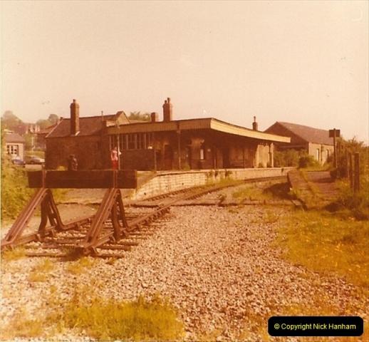 1974 to 1979 British Railways. (11)0134