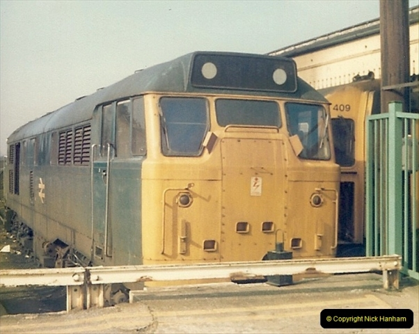 1974 to 1979 British Railways. (111)0234